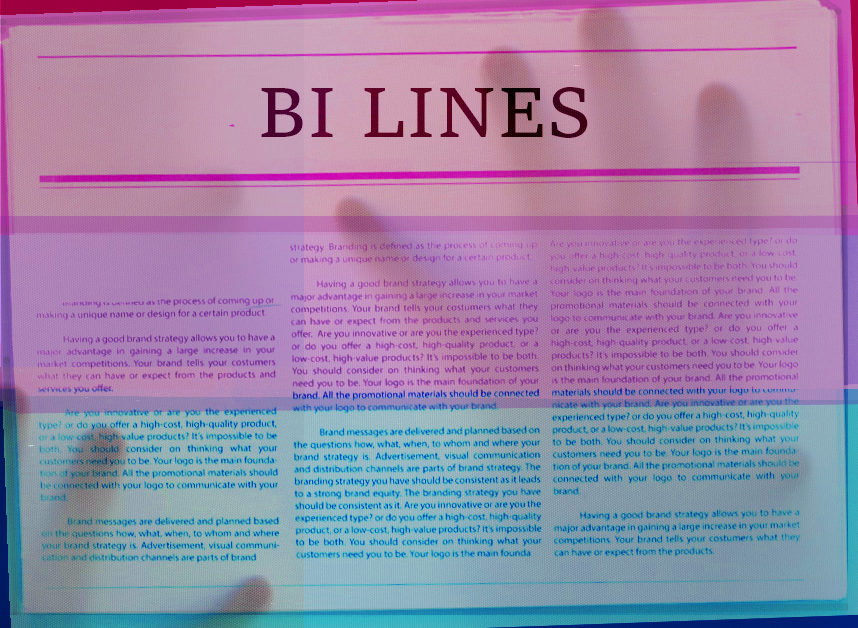 Bi Lines